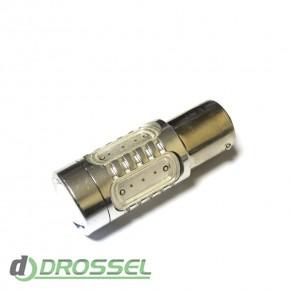 Светодиодная лампа LED S25 P21W (BA15S) 1156 HIGH POWER 5PCS 7.5