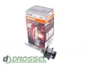 Osram D2S Xenarc Night Breaker Unlimited OS 66240XNB 35W Germany