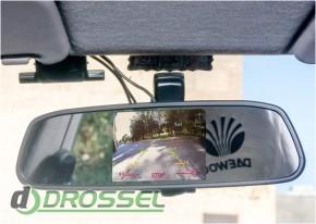 Зеркало заднего вида с монитором Phantom RM-43_2