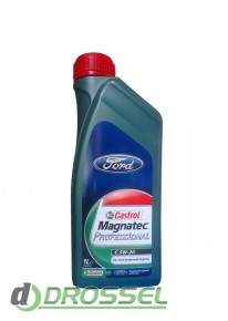 Моторное масло Castrol Magnatec Professional Ford E 5W-20 (WSS-M