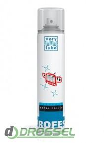 Защитная полироль для металлических деталей кузова Verylube (320