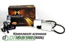 Ксенон Michi 35Вт HB4 (9006) 5000K, 6000К Xenon