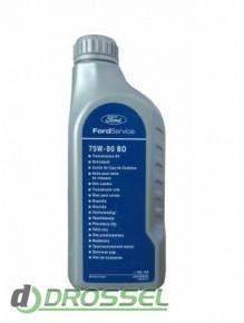 Трансмиссионное масло Ford 75w-90 BO (WSD-M2C200-C)