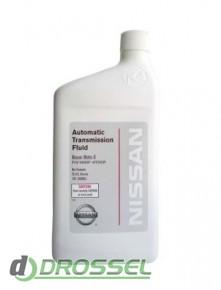 Трансмиссионное масло Nissan Matic Fluid - S (999MP-MTS00P)