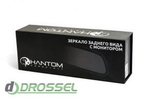 Зеркало заднего вида с монитором Phantom RM-50_5