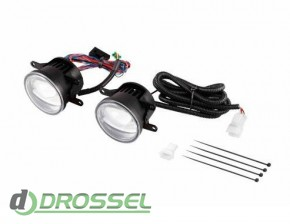 Фары дневного света Osram LEDriving FOG (LED FOG 103)_2